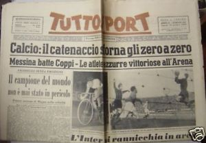 Messina Batte Coppi