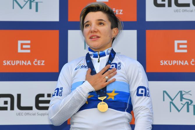 Chiara Teocchi CX U23 2017