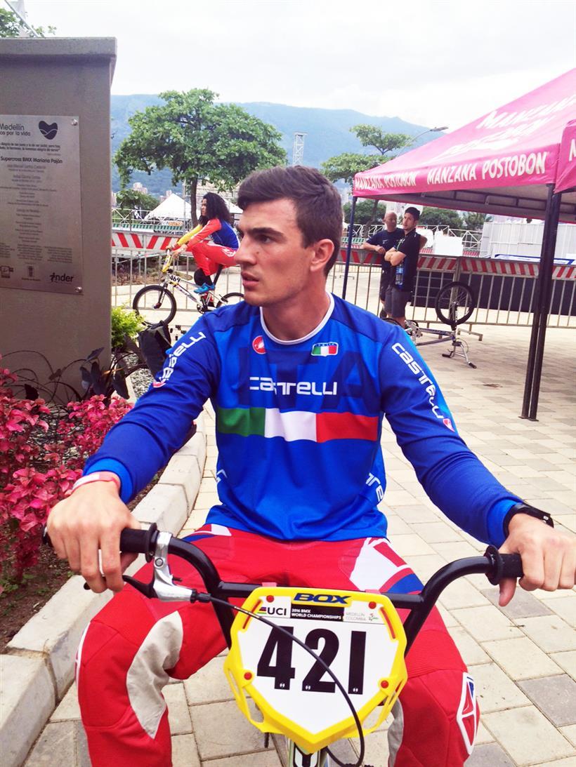 Romain Riccardi Medellin
