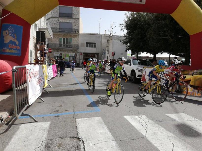 Spes Alberobello 30042017 Gara Giovanissimi