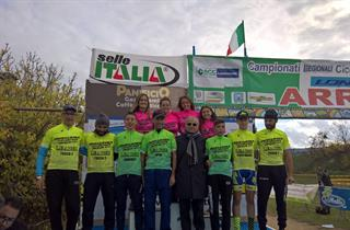 Memorial Carparelli Gentile 19112017 Leader Challenge Cross Puglia