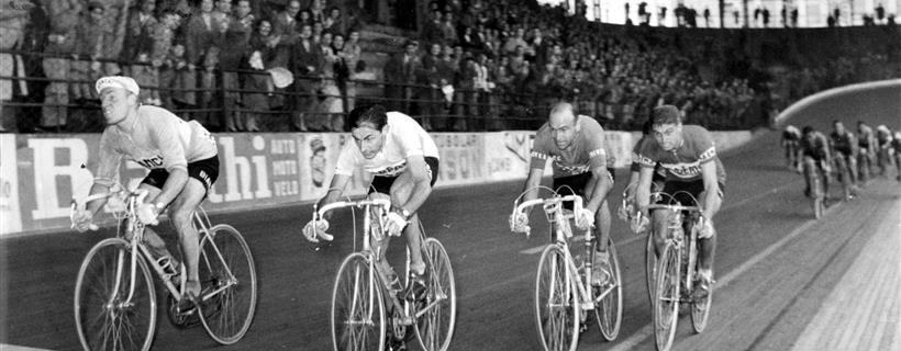 Arrivo Darrigade Coppi Lombardia19561