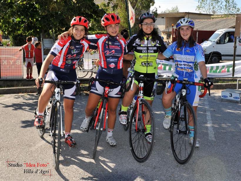 Trofeo Marsicovetere 24092017 Donne Esordienti E Allieve