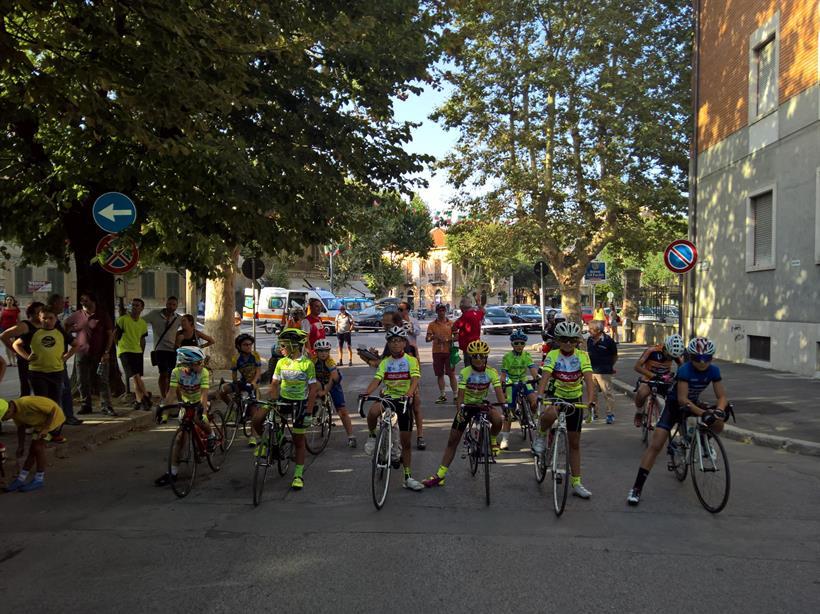Avezzano Cycling Team 07082017 Memorial Cozzolino