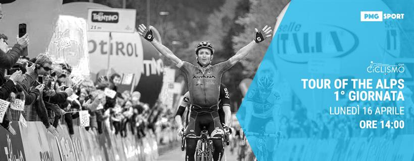 Ciclismo Cup Tour Of The Alps 1 Giornata