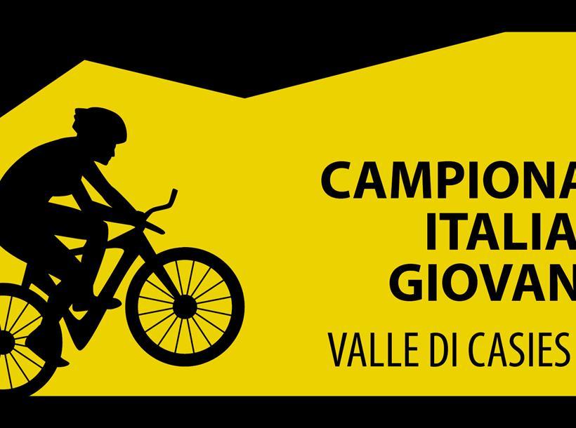 Logo Campionato Italiano Giovanile MTB Valle di Casies 2017