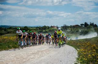 Toscana Terra Di Ciclismo Eroica Foto Paolo Martelli
