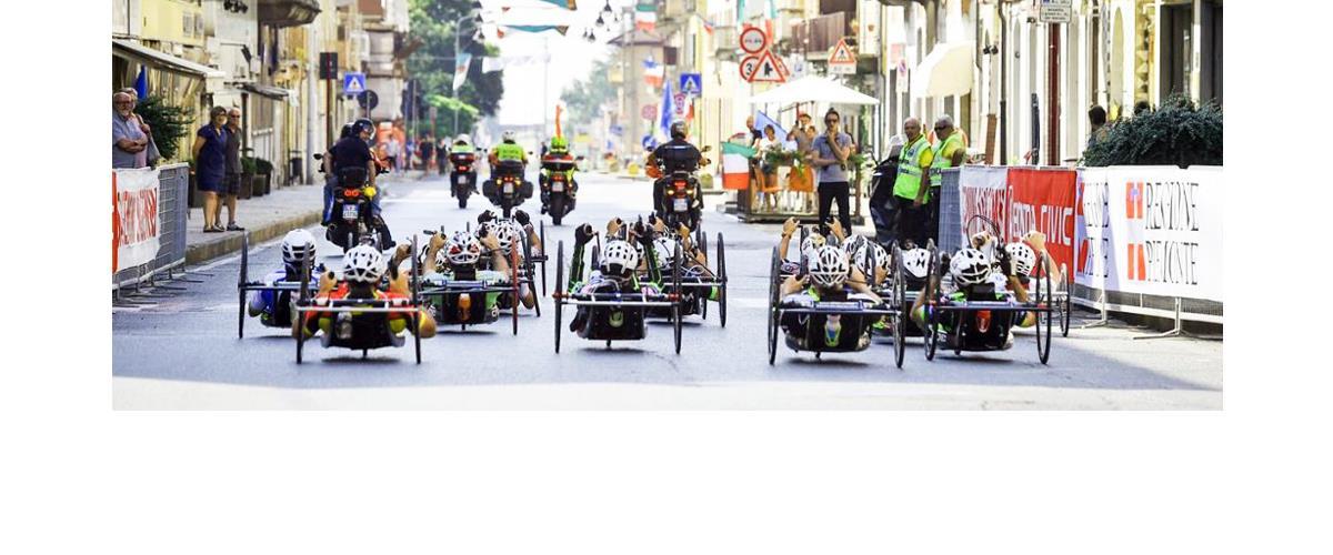 Paraciclismo 25Giugno