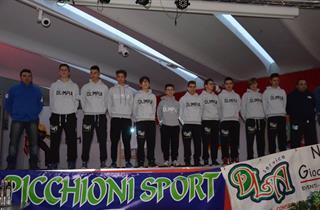 Allievi Olimpia Valdarnese