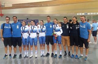 Team Anadia Salvoldi E Ragazze