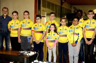 Veloce Club Tombolo Giovani