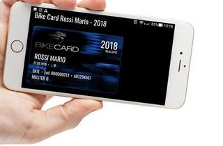 Smartphone Card