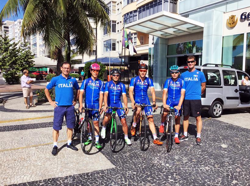 Azzurri Rio