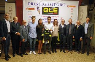 I VINCITORI DELL'edizione 2017 DEL PRESTIGIO D'oro ALE'