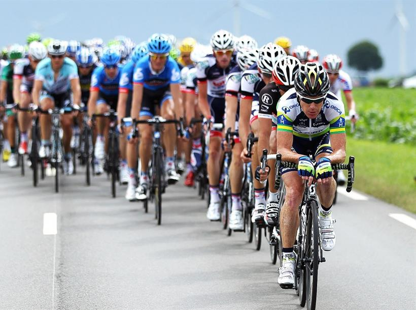 Cycling generica strada