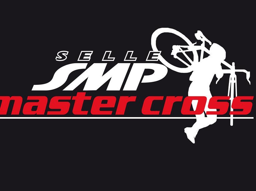 Logo Master Cross Fondo Nero Full