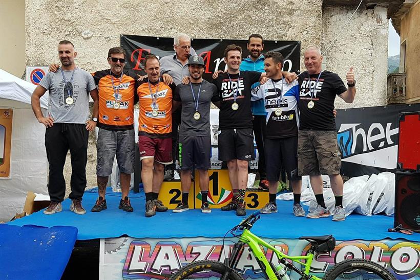 I Campioni Provinciali Enduro 2017