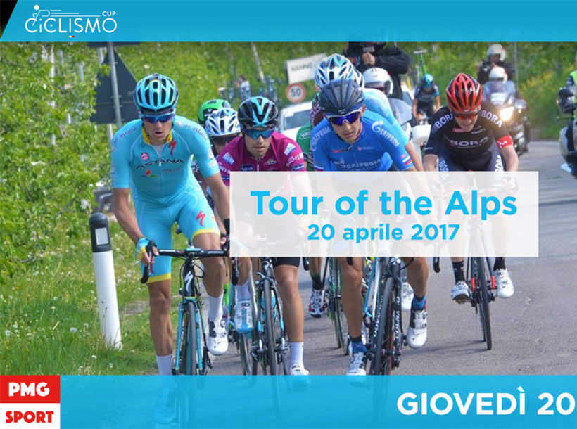 Tour of the Alps 4^ tappa