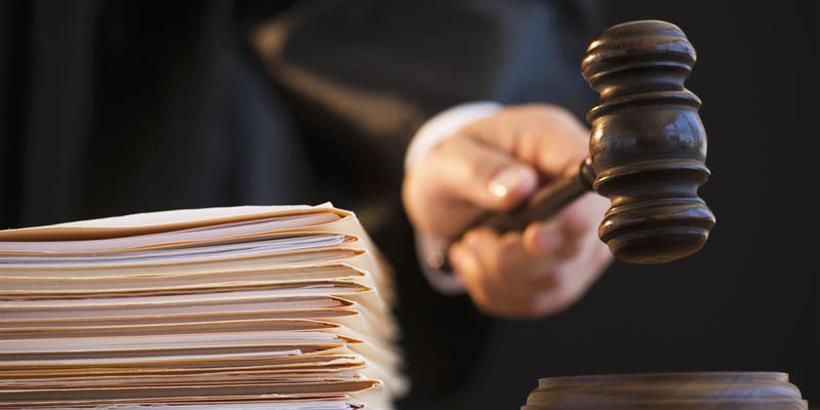 Giustizia Ammende giudice