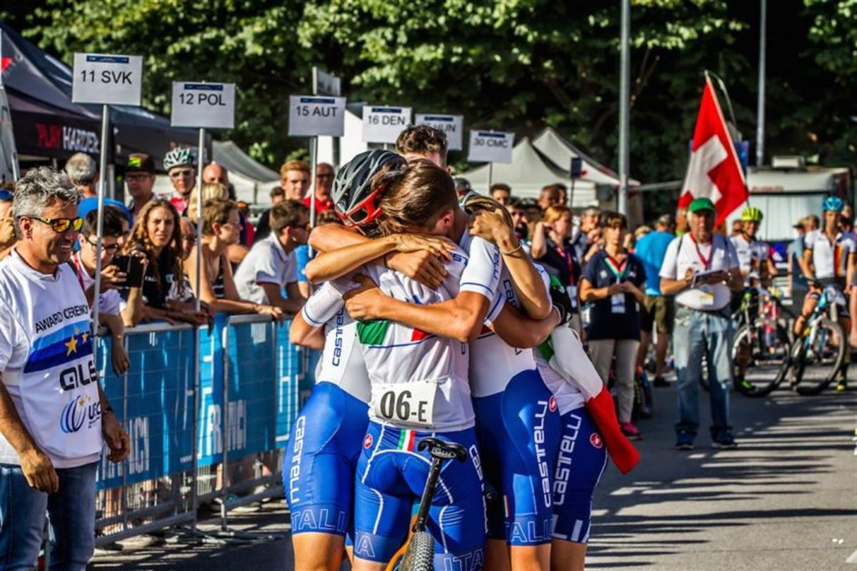 Azzurri Team Relay DARFOBOARIO