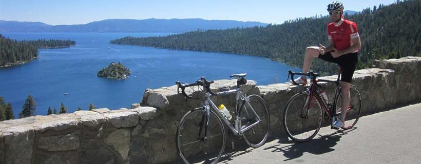 Ciclista Amatoriale Per Partecipa