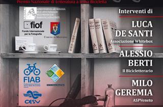 Locandina Bicicletterario