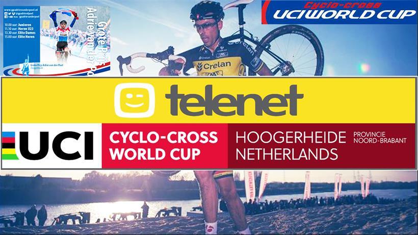 Hoogerheide Ciclocross2017