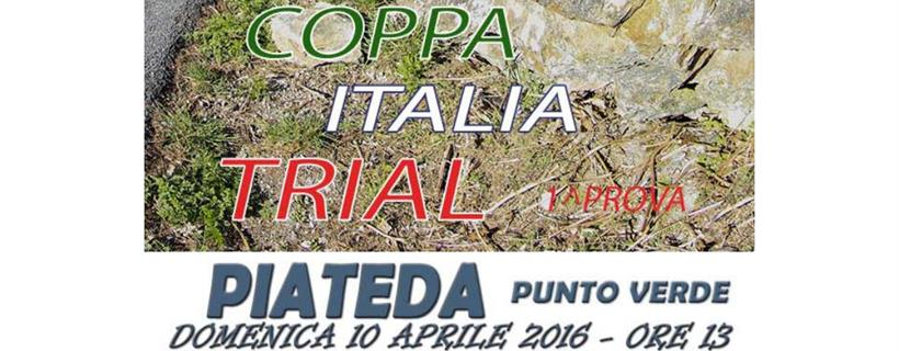 1^ Prova Coppa Italia Trials
