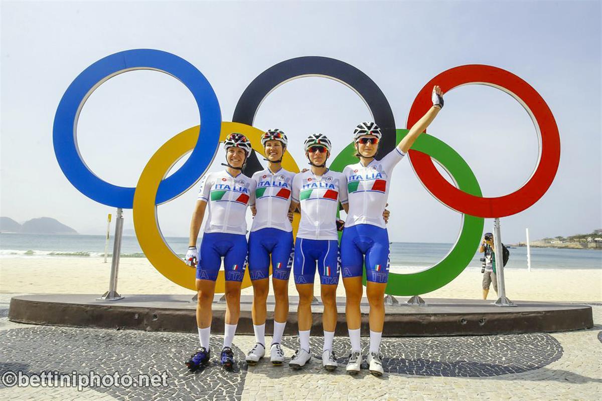 Azzurre Rio2016