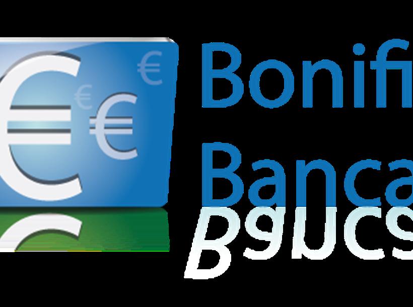 Bonifico bancario - informatica