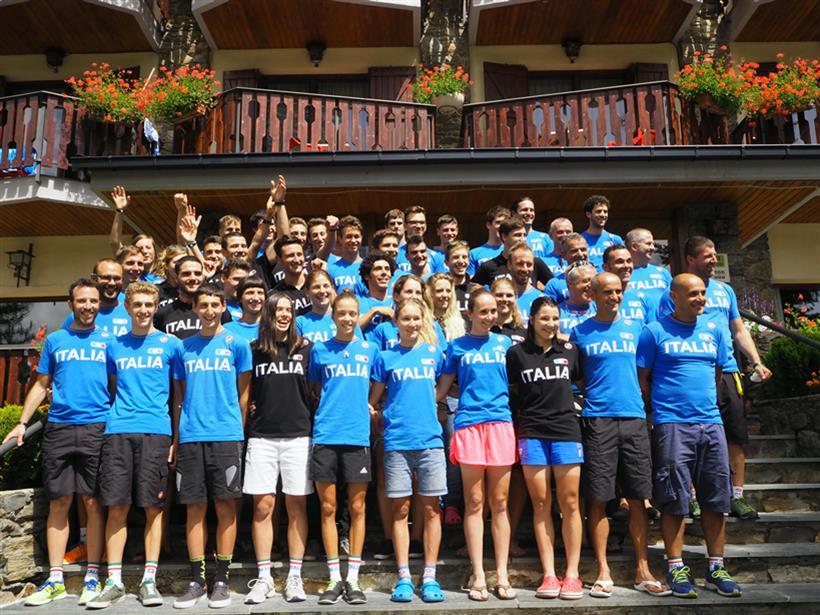 Azzurri Andorra31agosto