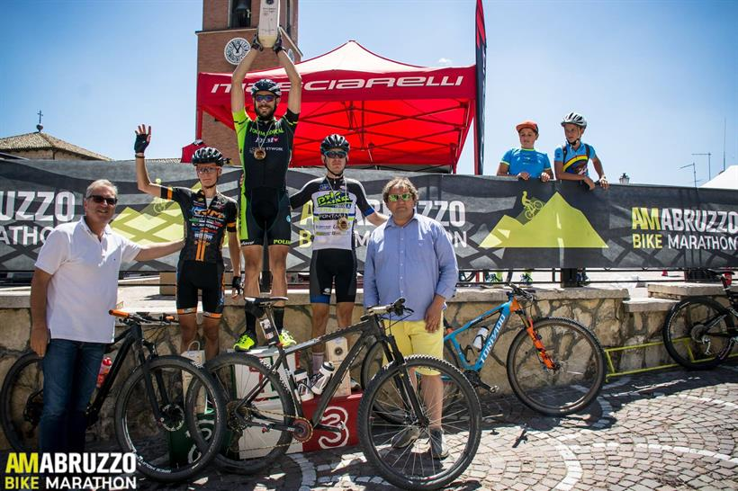 Am Abruzzo Bike Marathon 06082017 Podio Marathon