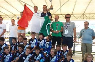 Bmx Creazzo, Societa Campione Italiano Giovanissimi