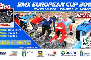 Coppa Europa Bmx