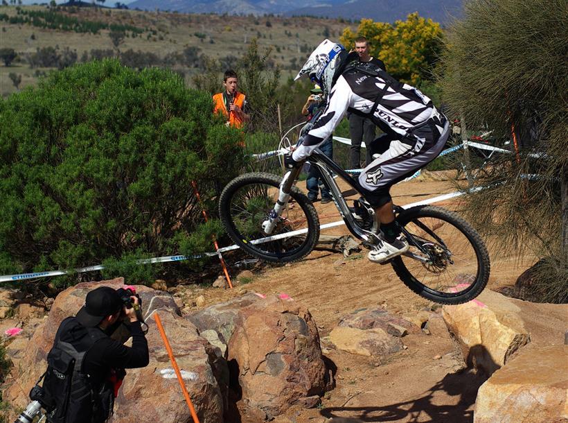 MTB Downhill 8 Stevage