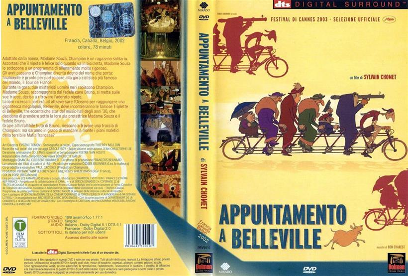 Appuntamento A Belleville