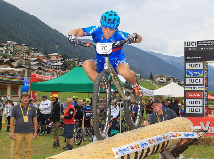 Campionato Mondiale Val Di Sole Trials