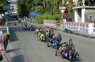 Paralimpicistrada