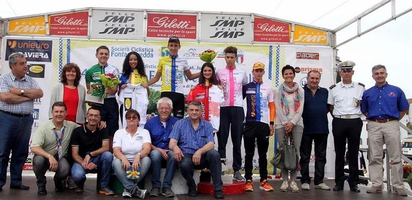 Edizione 2016 Giro Friuli