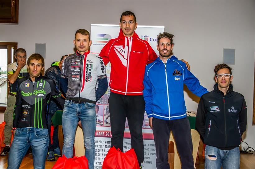 PREMIAZIONI Trofeo Autunno
