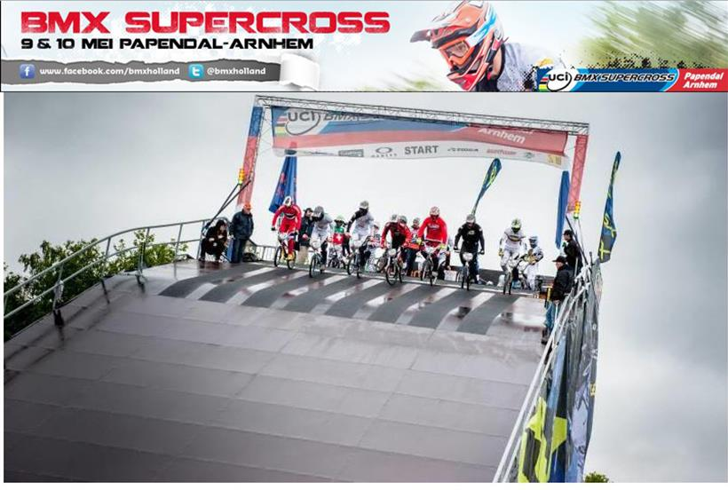 Bmxsupercross Pependal