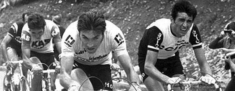 Merckx E Baronchelli Alle Tre Cime Di Lavaredo