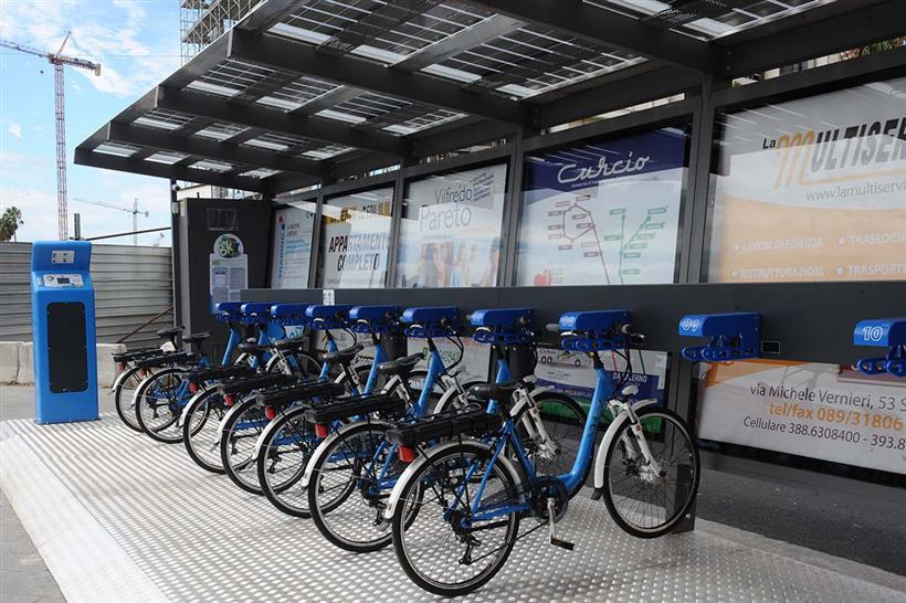 Bike Sharing Salerno