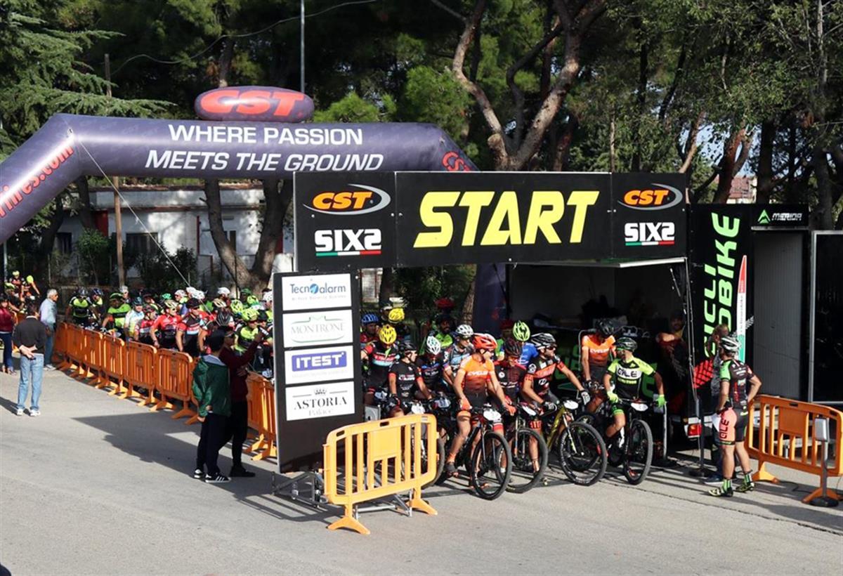 Marathon Oasi Nazareth Partenza