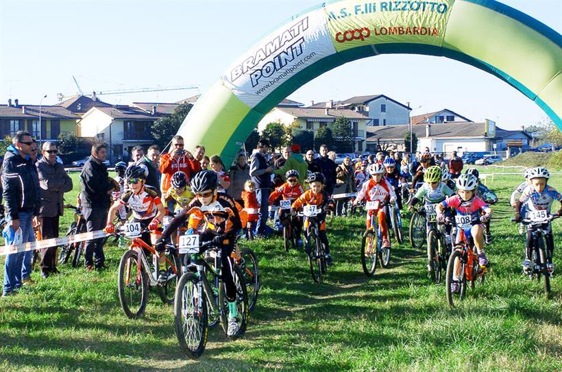 Coppa Lodi Mtb2016 Partenza