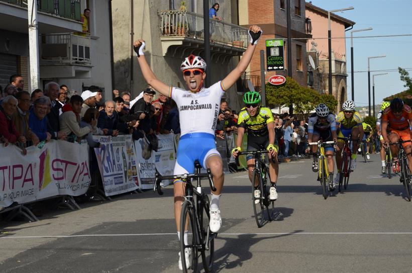 Trofeo Città Di Maltignano 17042017 Arrivo Pirro
